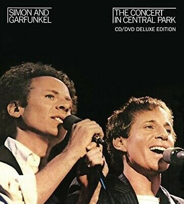Simon & Garfunkel - The Concert In Central Park [New CD] With DVD