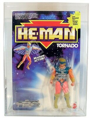 Afa / Ukg Motu New Adventures Of He-Man / Tornado / Mattel 1990 / Ukg 80% / Ovp