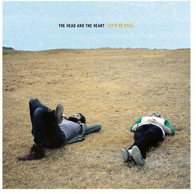 The Head and the Heart - Let's Be Still [New CD]