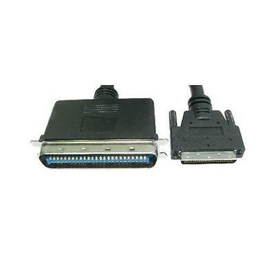 GP1630 SCSI lead 50 Centronic Male to Ultra 68 Male (VHDCI) cable 1 Metre