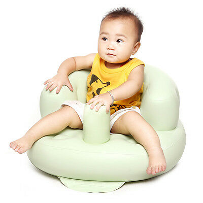 Learn to sit Baby Inflatable Seat Training high Chair camping chair holiday