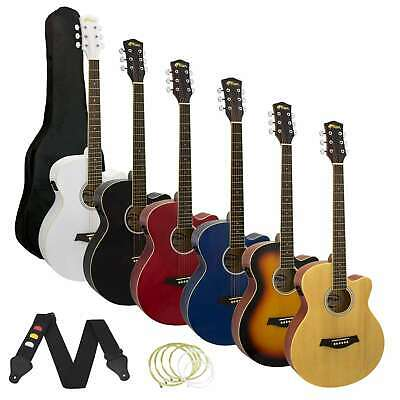 Tiger ACG4 Electro Acoustic Guitar Packs