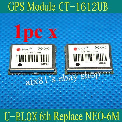 CT-1612UB Ublox/u-blox GPS Module Replace NEO-6M for GPS Navigator & Quadcopter