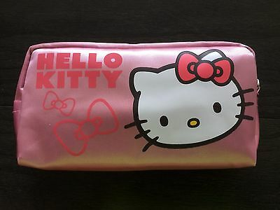 Hello Kitty Pen & Pencil Makeup Cosmetic Glasses Bag in Bag Case Pouch-03