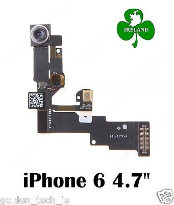 FOR iPHONE 6 6G FRONT CAMERA LIGHT PROXIMITY SENSOR MIC FLEX RIBBON REPLACEMENT