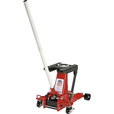 Sealey 2t Combination Trolley Jack 160 - 445mm Lift