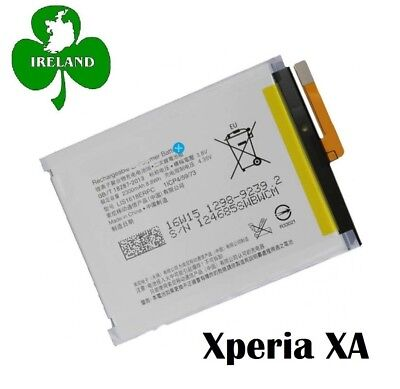 FOR SONY XPERIA XA BATTERY REPLACEMENT NEW LIS1618ERPC 2300mAh 3.8V