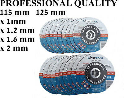 Angle Grinder Cutting Discs Ultra Thin Stainless Steel Metal Cutting Discs