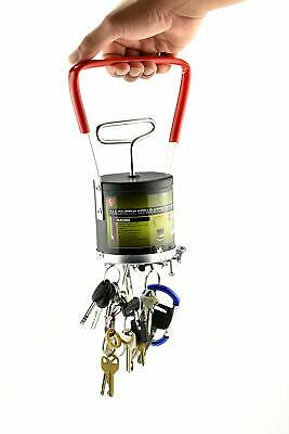 16 lb Magnetic Separator Magnetic Pick Up Tool Quick Release Gold Separator