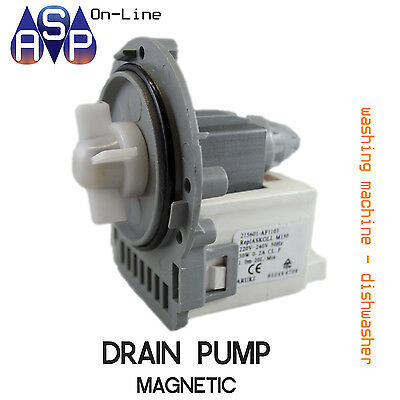 Magnetic Drain Pump Motor Replacement For Askoll M150