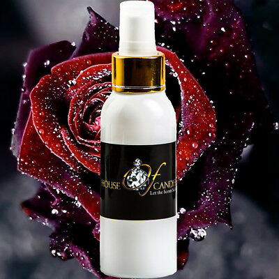 ROSE MUSK Room/Linen/Car Air Freshener Spray EXTRA STRONG TRIPLE SCENTED