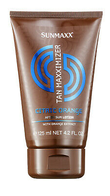 Sunmaxx Citric Orange Tan Maxximizer After Sun Lotion 125 ml, 5600751
