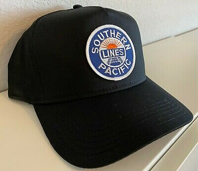 Cap / Hat - Southern Pacific Lines (SP) -  NEW