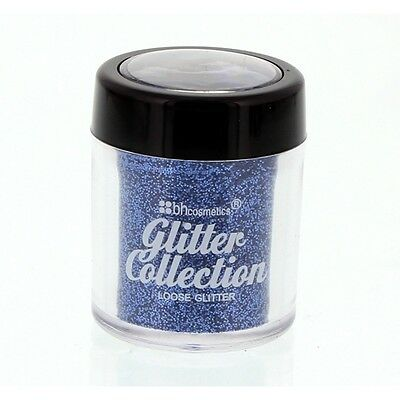 BH Cosmetics Glitter Collection - Dusty Blue