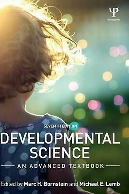 Developmental Science: An Advanced Textbook by Marc H Bornstein (English) Hardco