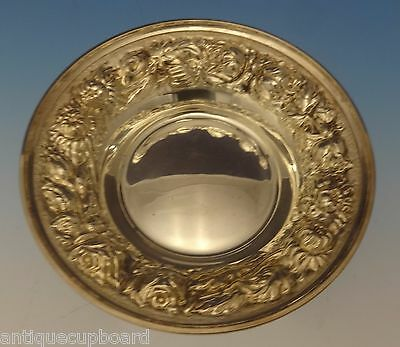 """Rose by Stieff Sterling Silver Candy Dish / Bowl 5 1/2"""" Diameter (#0568)"""