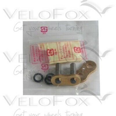 Genuine D.I.D / DID 428 VX G&B Solid Rivet Chain Link