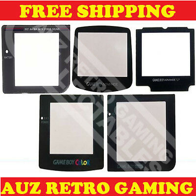 NEW Replacement Screen Lens For Original GameBoy GBA SP Pocket Color Console