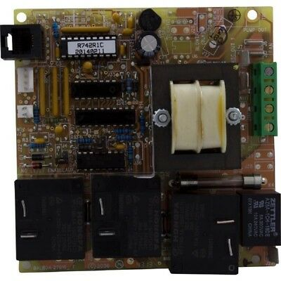 Jacuzzi 52215 Circuit Board for Analog Spa Control R742