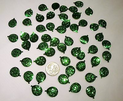 Wedding Table Scatters Foil Confetti Embossed Balloon - Green