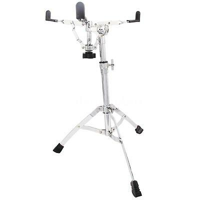Snare Drum Stand Triangle Bracket Hardware Double Braced Holder New 16GW