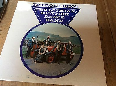 the lothian scottish dance band(george meikle)-introducing l.p. 1976