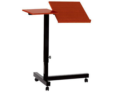 Notebook Tablet Laptop Roll-up Stand Side