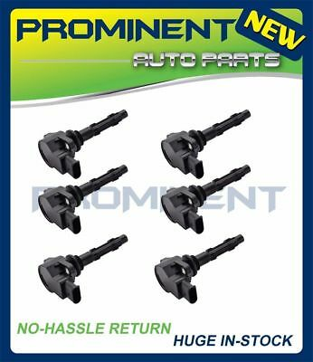 UF585 Set of 6 New Ignition Coil on Plug For 2005-2010 Mercedes-Benz Dodge C1691