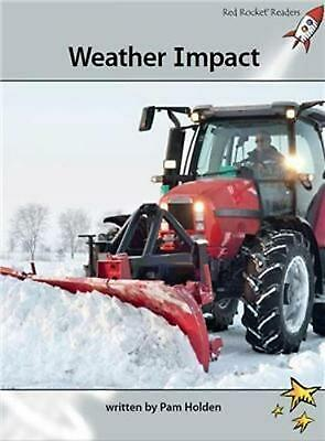 Weather Impact by Pam Holden Paperback Book Free Shipping!