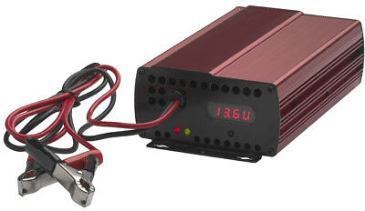 12V 10A Intelligent Leisure Battery Charger Caravan Motorhome Marine