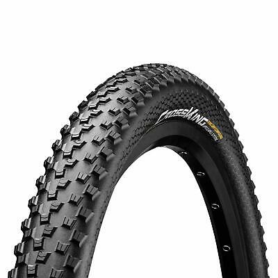 "Continental X-King 26 x 2.2 "" Rigid Tyre Black Bicycle MTB Mountain Bike Tire"