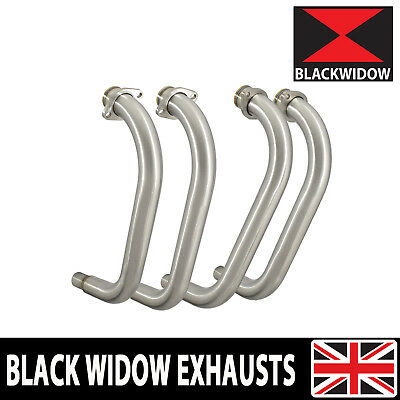 Yamaha Xjr1200 Xjr 1200 1300 Sp Exhaust Front Pipes Down Pipes Headers New
