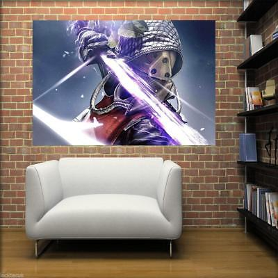 Destiny The Taken King Hunter Large Wall Poster Print - Large A0 SIZE  FREE P&P