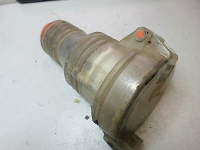 CLIPSAL 3 PHASE SOCKET -- 5 PIN 500AC -- 56CSC520 -- Good Condition