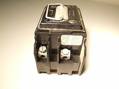 Federal Pacific 602M 60Amp Fuse Block & Holder