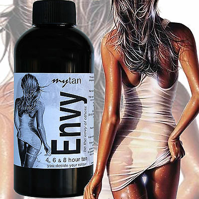 Mytan Envy Spray Tanning Solution 200Mls Made With Organic Ingredients Inc. Post