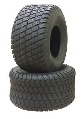 2 New 20x10-8  Lawn Mower Golf Cart Turf Tires P332 /4PR - 13040