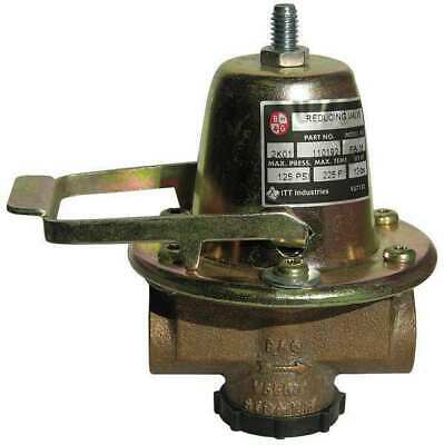 "BELL & GOSSETT 110192 FB-38 Water Pressure Reducing Valve 1/2"" FREE SHIPPING"