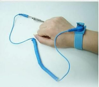 Anti Static ESD Wrist Strap Discharge Band