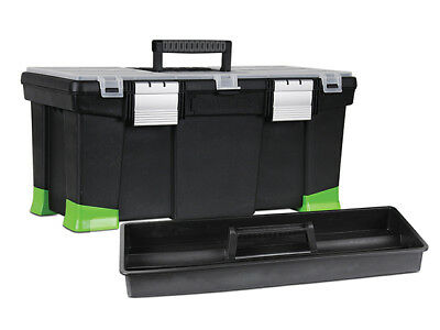Stanley Tools  - Tool Box 22-in With Hi-Viz Tapered Corners - 195838