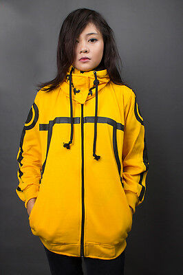 Naruto Kurama Ultimate Hoodie Sweater Cosplay Jacket