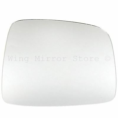 Right Driver Side WING DOOR MIRROR GLASS For Jeep Cherokee KJ 2001-2007 Stick On