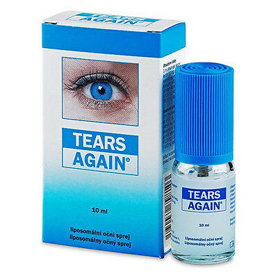 Gouttes oculaires Tears Again 10ml