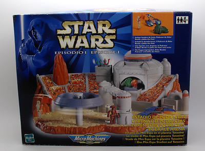 Hasbro Star Wars Episode 1 Podrace Arena Neu Ovp