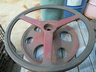 Van Norman Crankshaft Grinder Table Hand Wheel