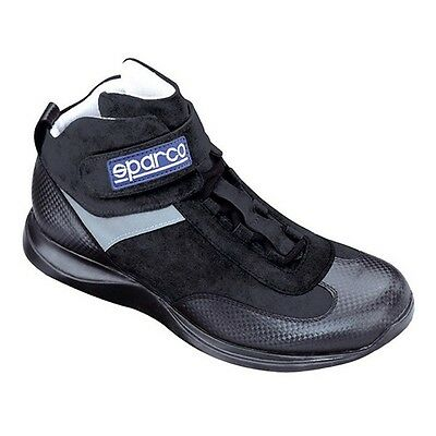Sparco Rally Mid-Top Racing Shoes, Blue, Euro Size 40