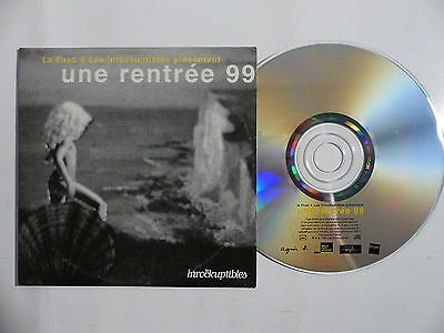 CD Sampler Inrockuptibles Une rentrée 99 IGGY POP NEGRESSES VERTES DAVID BOWIE