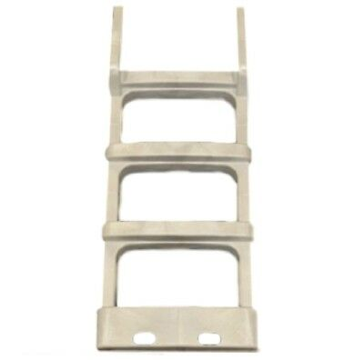 "Main Access 200740T 48"" x 54"" Pool Incline Ladder Taupe"