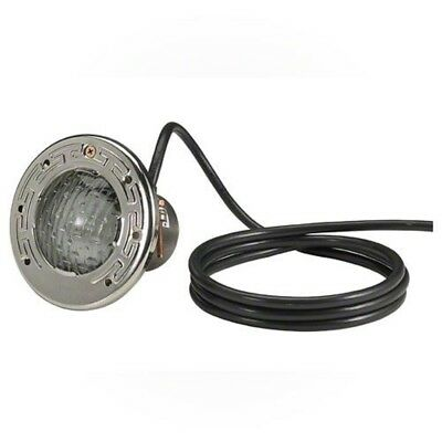 Pentair 78106100 60W 120V SpaBrite Light with Stainless Steel Face Ring 50' Cord
