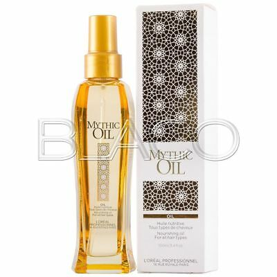 L'oreal Professionnel Mythic Oil Nourishing 100Ml Trattamento Nutriente Capelli